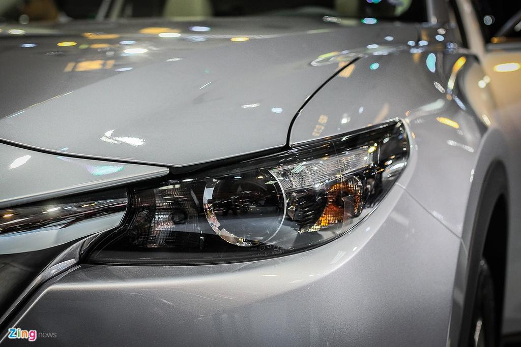 CX-9 2016 - SUV cao cap nhat cua Mazda den Viet Nam hinh anh 3