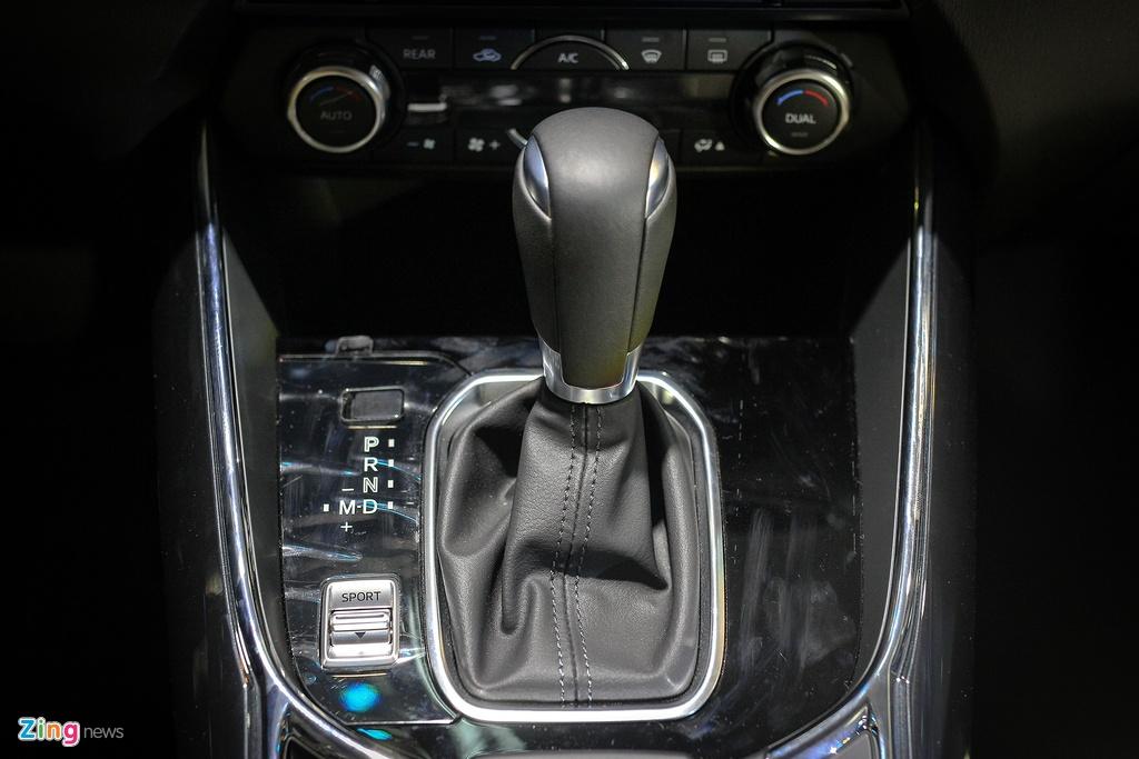 CX-9 2016 - SUV cao cap nhat cua Mazda den Viet Nam hinh anh 9
