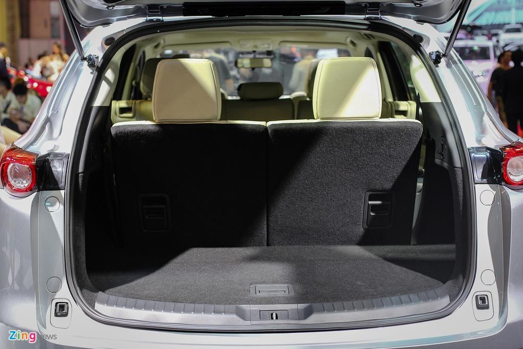 CX-9 2016 - SUV cao cap nhat cua Mazda den Viet Nam hinh anh 10