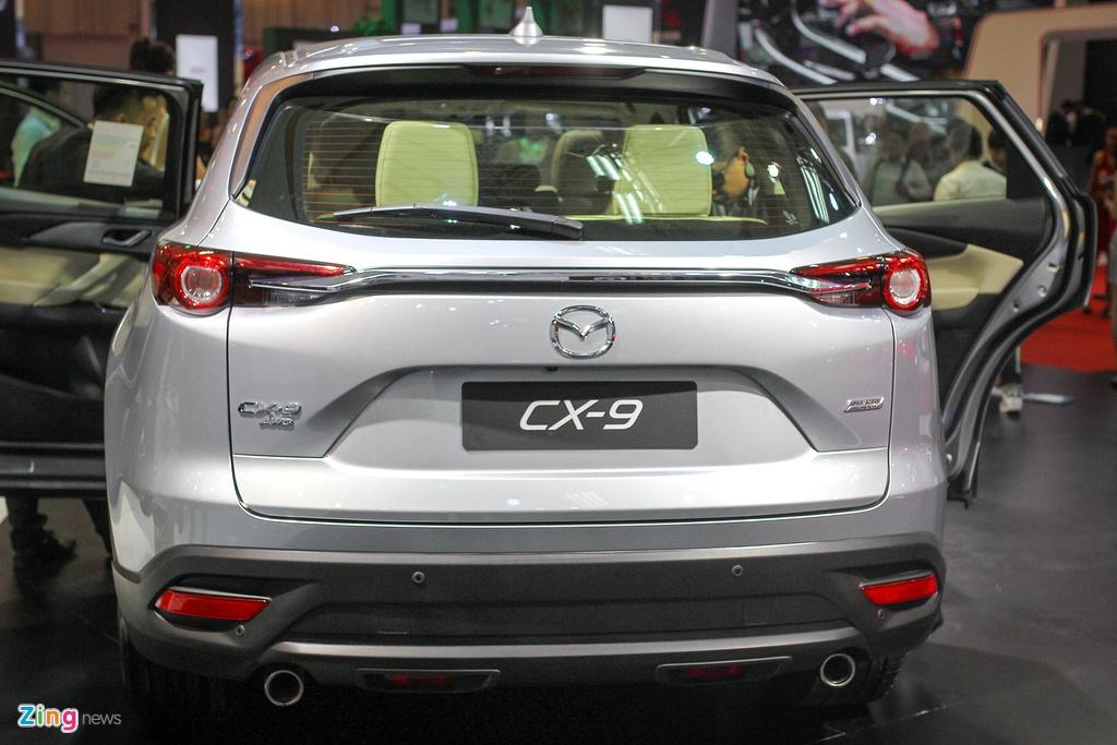 CX-9 2016 - SUV cao cap nhat cua Mazda den Viet Nam hinh anh 5