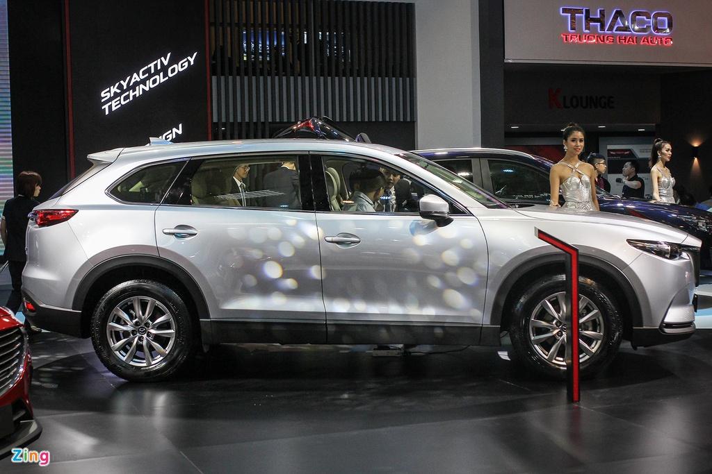 CX-9 2016 - SUV cao cap nhat cua Mazda den Viet Nam hinh anh 4