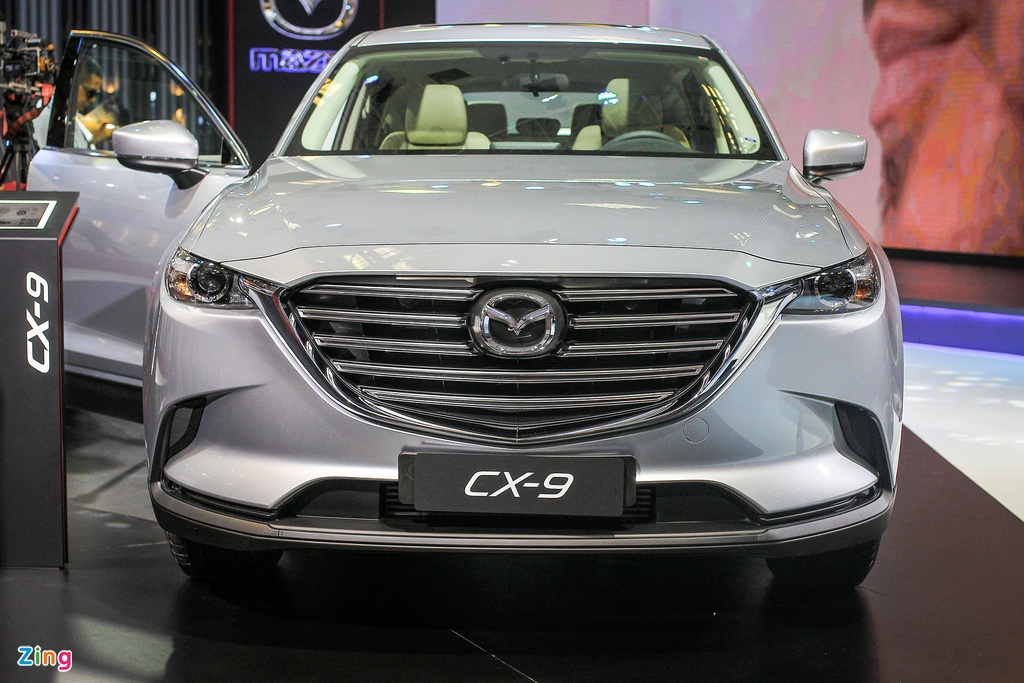 CX-9 2016 - SUV cao cap nhat cua Mazda den Viet Nam hinh anh 2