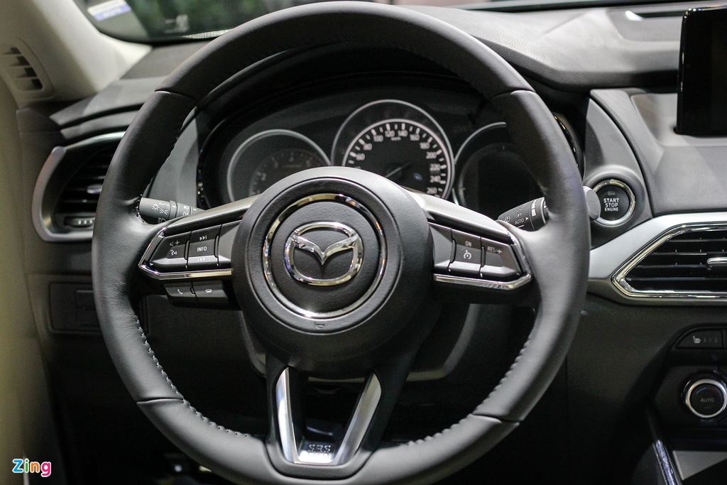 CX-9 2016 - SUV cao cap nhat cua Mazda den Viet Nam hinh anh 7