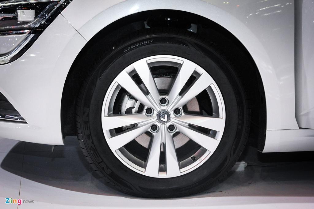 Renault Talisman - sedan Phap gia 1,5 ty tai Viet Nam hinh anh 5