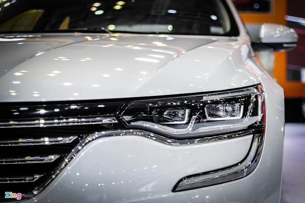 Renault Talisman - sedan Phap gia 1,5 ty tai Viet Nam hinh anh 4