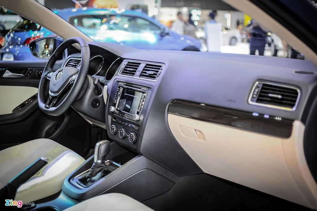 Volkswagen Jetta - doi thu moi cua Corolla Altis tai VN hinh anh 12