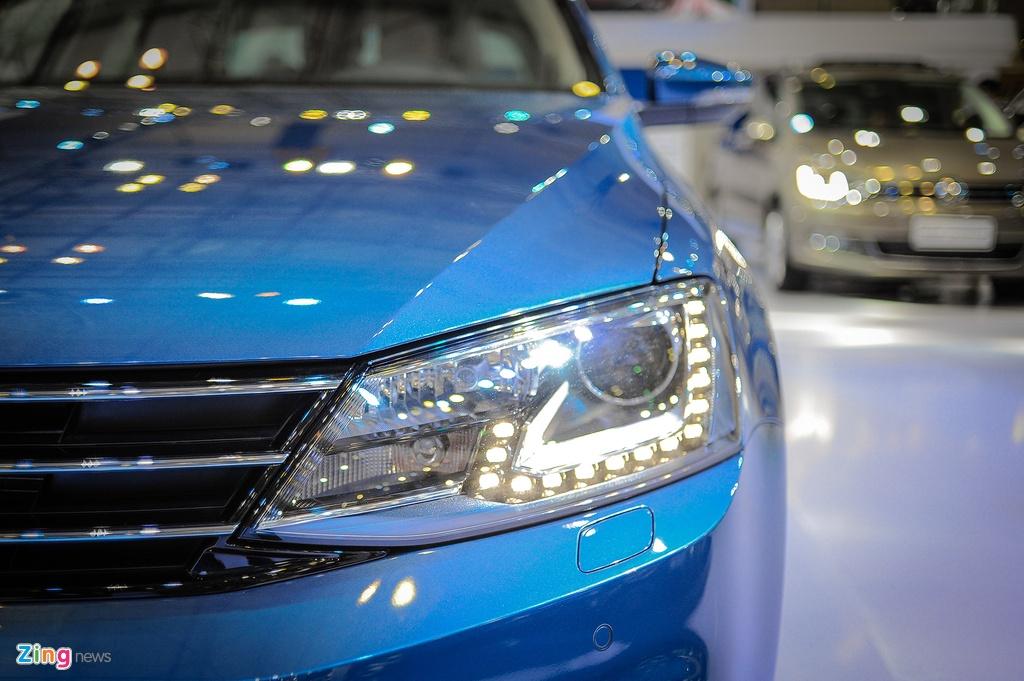 Volkswagen Jetta - doi thu moi cua Corolla Altis tai VN hinh anh 3