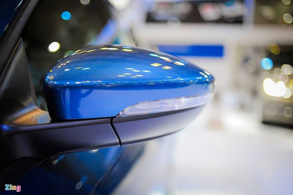 Volkswagen Jetta - doi thu moi cua Corolla Altis tai VN hinh anh 5
