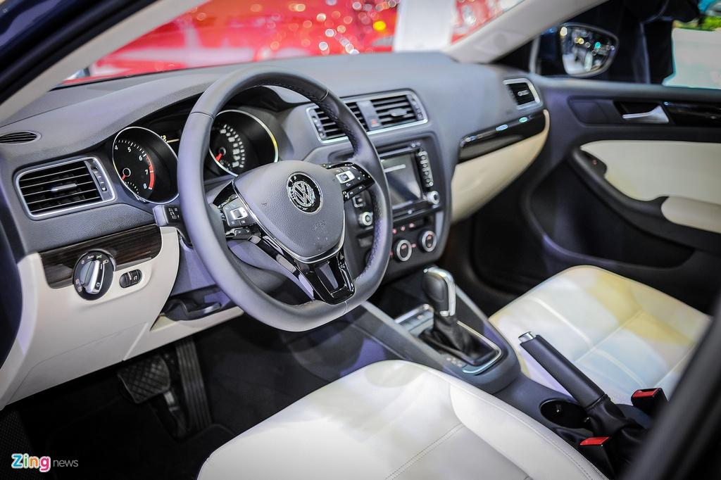 Volkswagen Jetta - doi thu moi cua Corolla Altis tai VN hinh anh 8