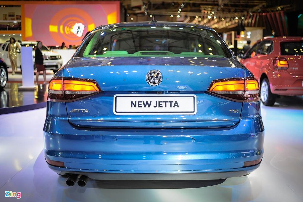 Volkswagen Jetta - doi thu moi cua Corolla Altis tai VN hinh anh 6