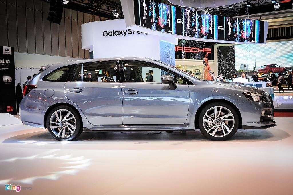 Subaru Levorg - xe 5 cho gia gan 1,5 ty tai Viet Nam hinh anh 1