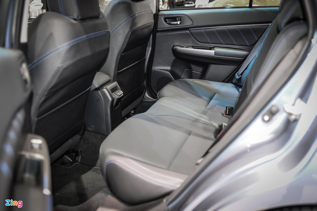 Subaru Levorg - xe 5 cho gia gan 1,5 ty tai Viet Nam hinh anh 11