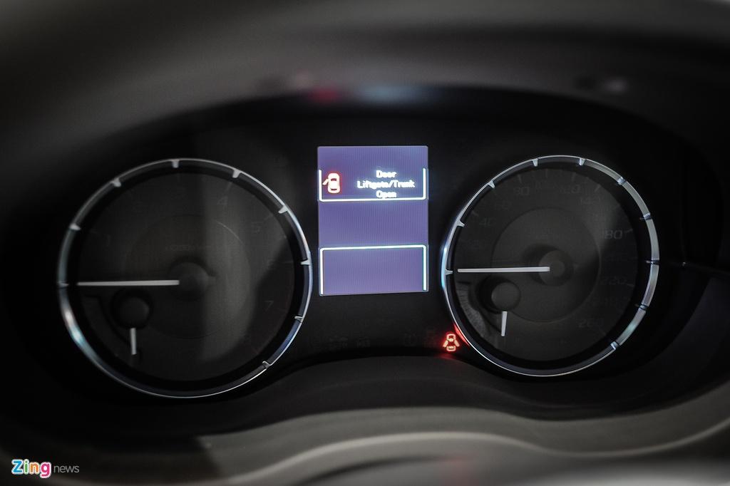 Subaru Levorg - xe 5 cho gia gan 1,5 ty tai Viet Nam hinh anh 7