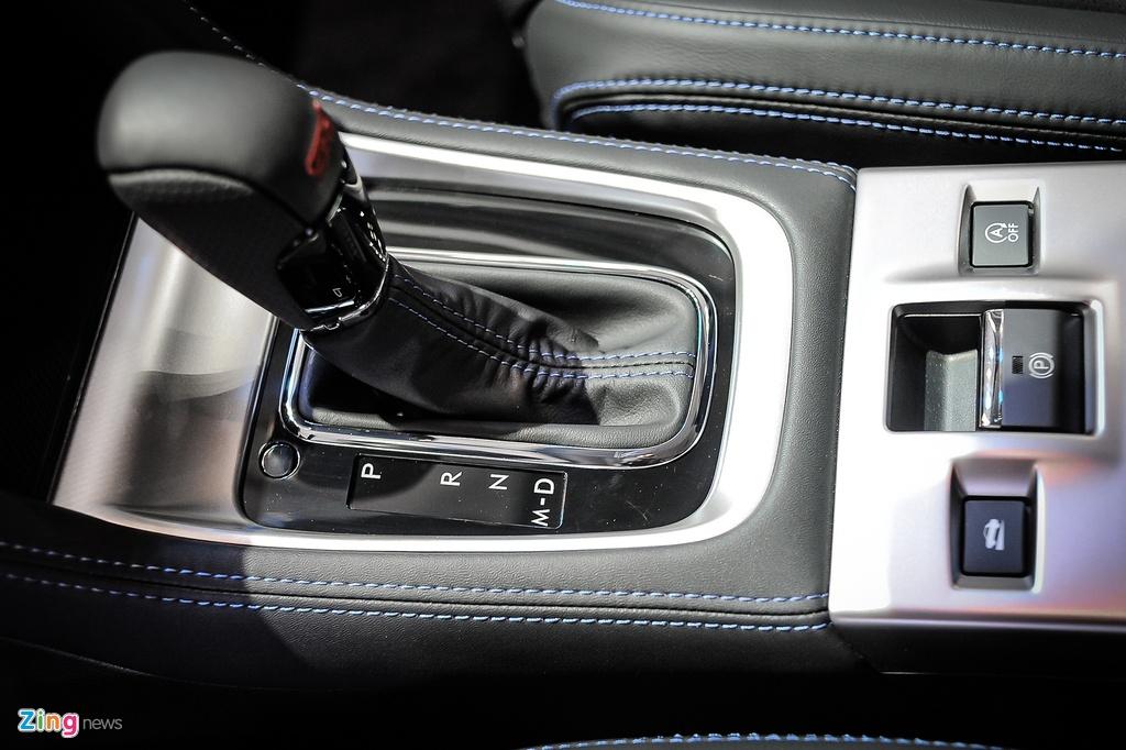 Subaru Levorg - xe 5 cho gia gan 1,5 ty tai Viet Nam hinh anh 9