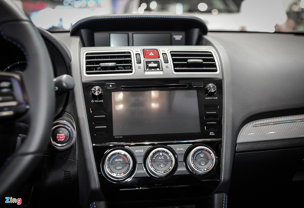 Subaru Levorg - xe 5 cho gia gan 1,5 ty tai Viet Nam hinh anh 8