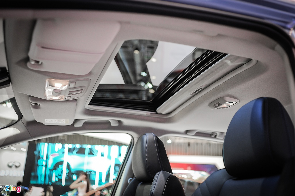 Subaru Levorg - xe 5 cho gia gan 1,5 ty tai Viet Nam hinh anh 10