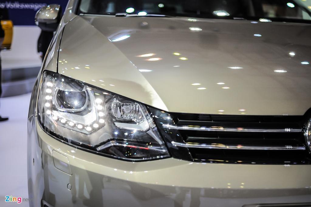 Volkswagen Sharan 7 cho gia gan 2 ty tai Viet Nam hinh anh 4