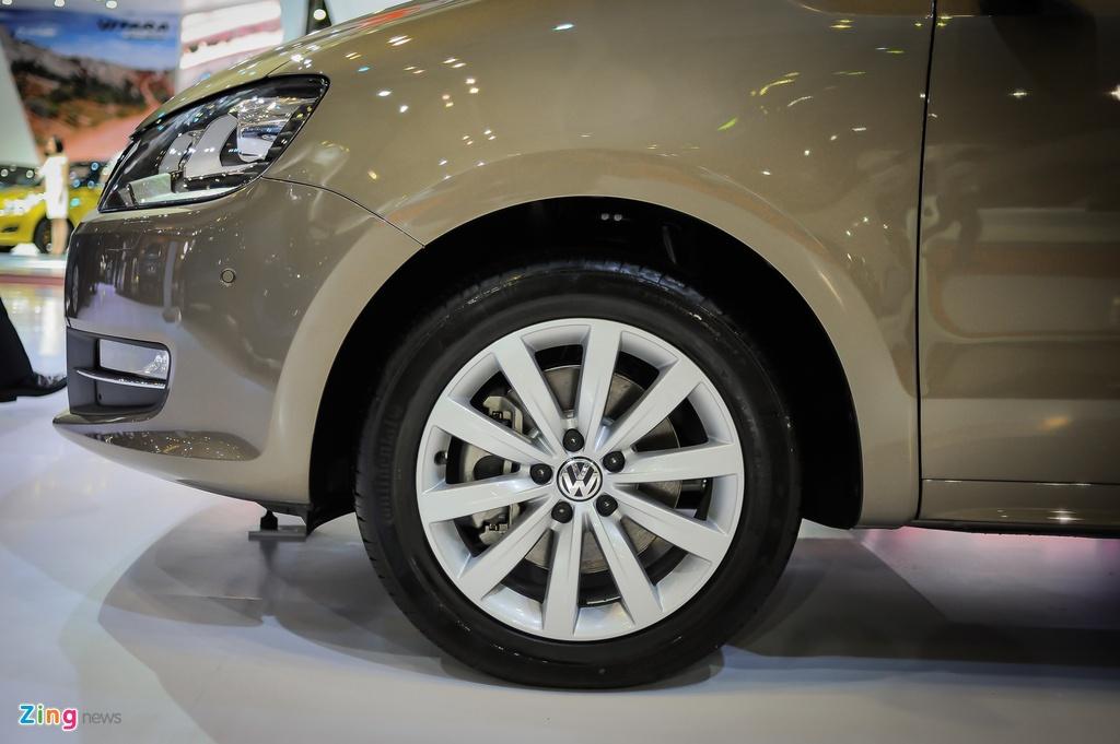 Volkswagen Sharan 7 cho gia gan 2 ty tai Viet Nam hinh anh 5