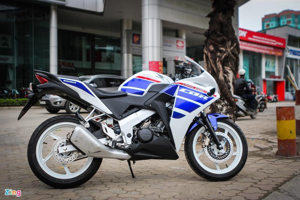 Honda CBR 150R Thai Lan tai Ha Noi anh 1
