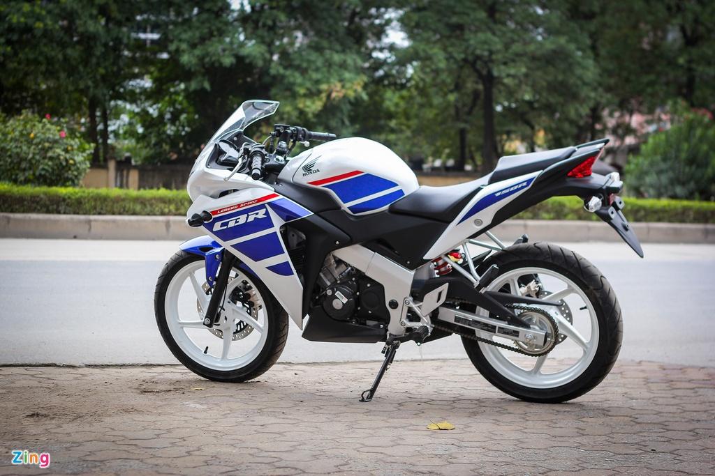 Honda CBR 150R Thai Lan tai Ha Noi anh 3