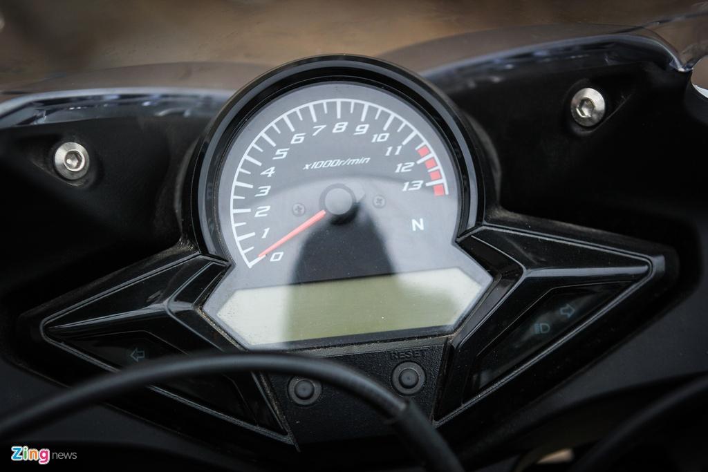Honda CBR 150R Thai Lan tai Ha Noi anh 5