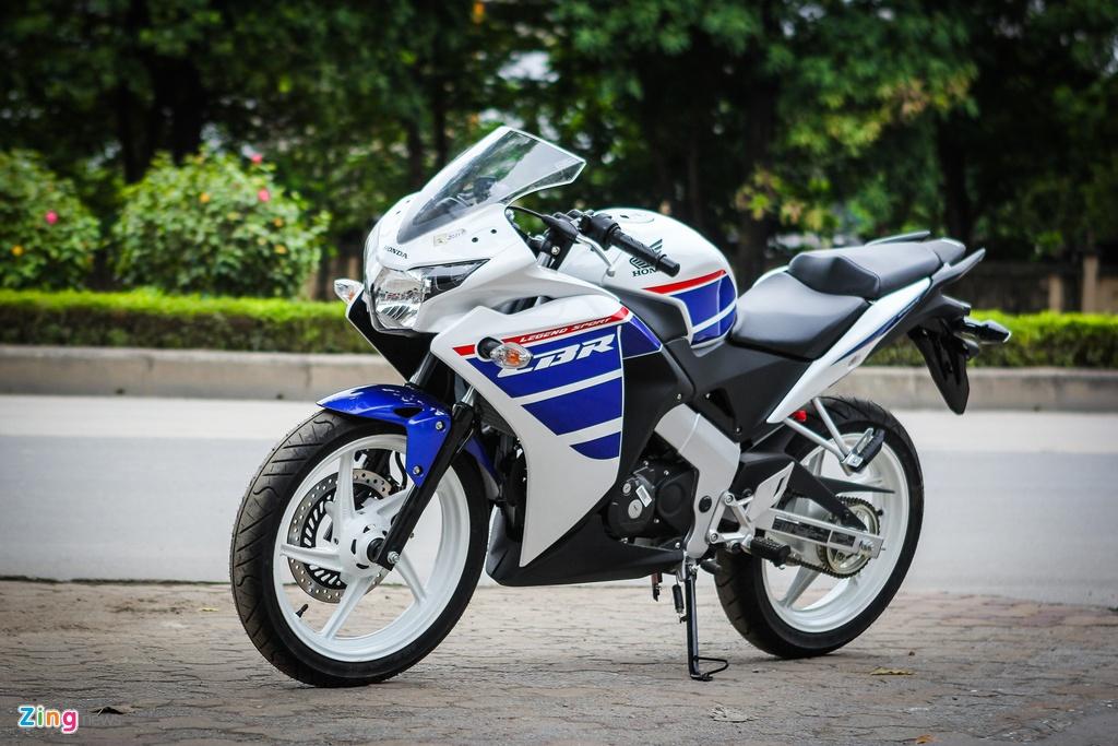 Honda CBR 150R Thai Lan tai Ha Noi anh 2