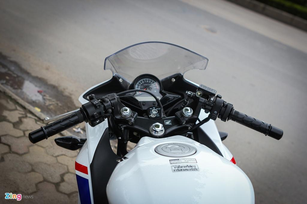 Honda CBR 150R Thai Lan tai Ha Noi anh 6