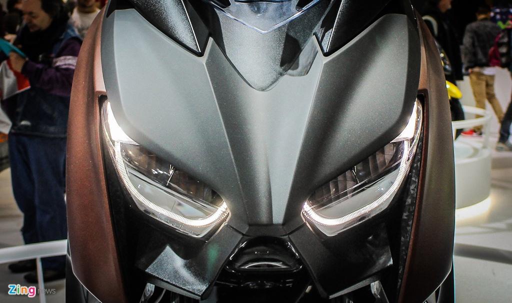 Yamaha X-MAX ve Viet Nam anh 3