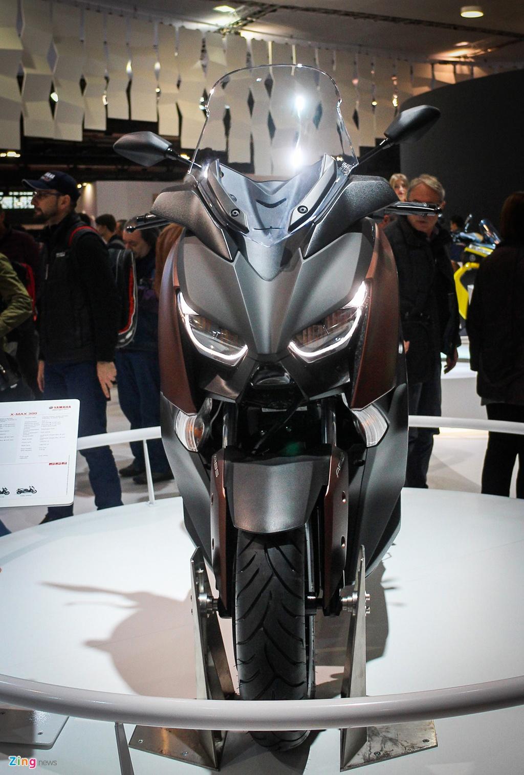 Yamaha X-MAX ve Viet Nam anh 1