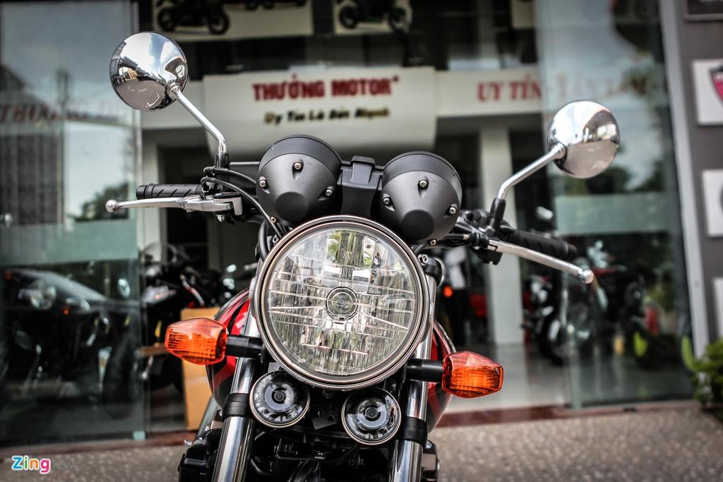 Honda CB400 Super Four ban dac biet tai Ha Noi anh 3