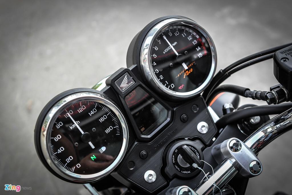 Honda CB400 Super Four SE gia hon 300 trieu tai Ha Noi hinh anh 4