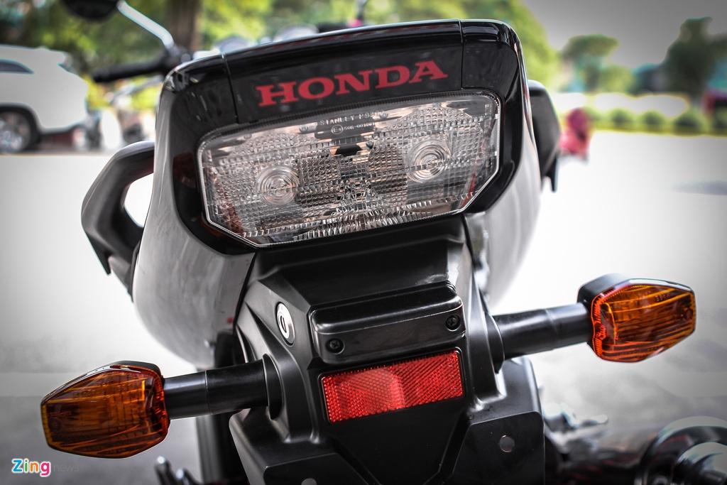 Honda CB400 Super Four SE gia hon 300 trieu tai Ha Noi hinh anh 6
