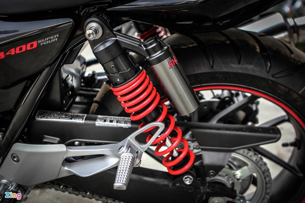 Honda CB400 Super Four ban dac biet tai Ha Noi anh 7