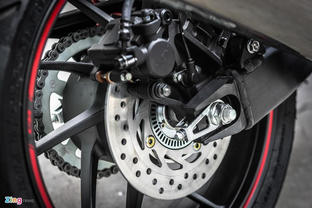 Honda CB400 Super Four ban dac biet tai Ha Noi anh 8