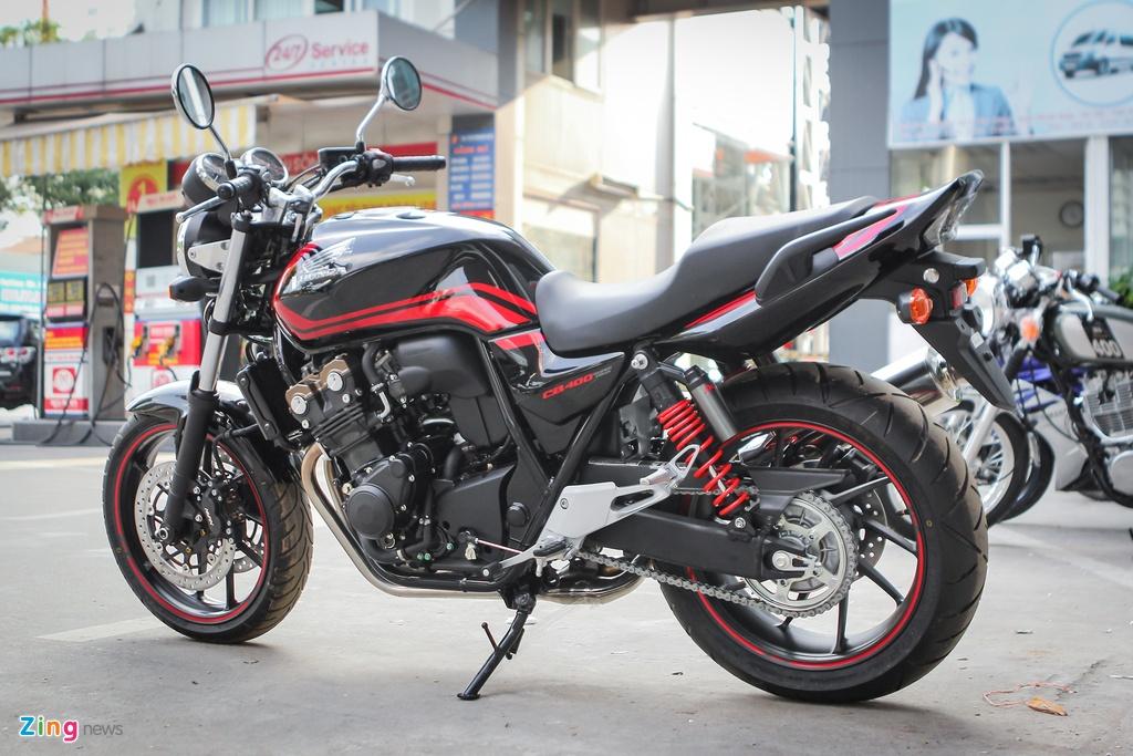 Honda CB400 Super Four SE gia hon 300 trieu tai Ha Noi hinh anh 2
