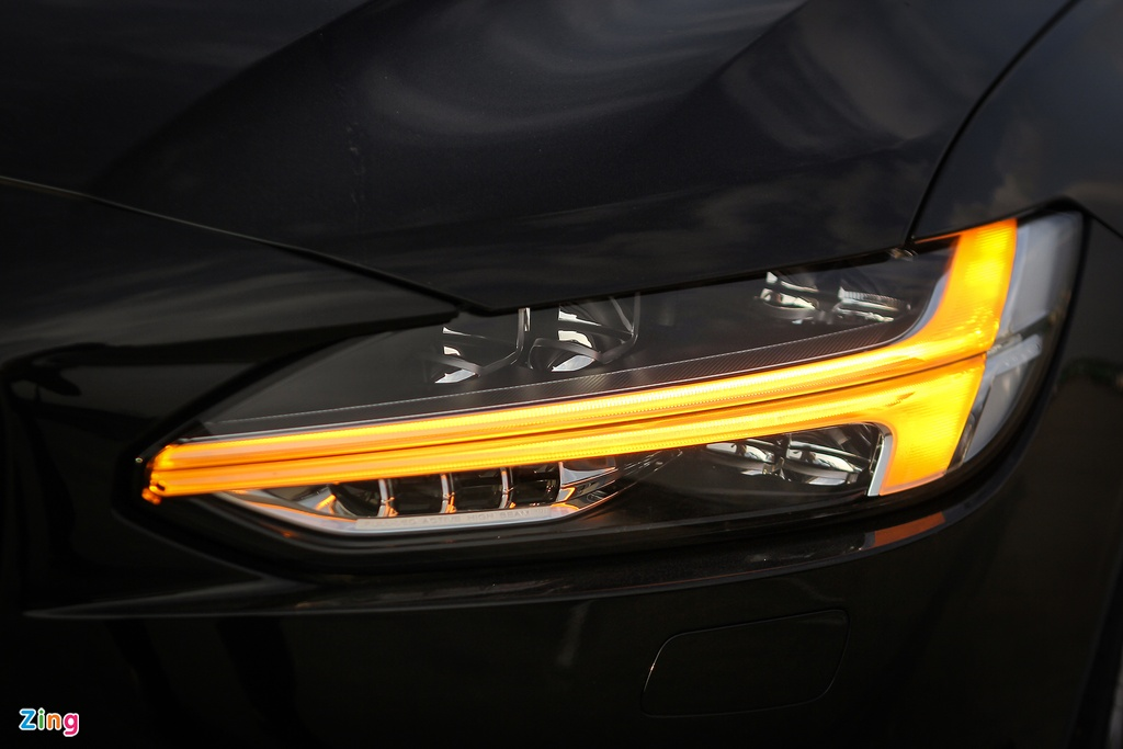 Volvo S90: Gia hon 2 ty, canh tranh E-Class tai VN hinh anh 5