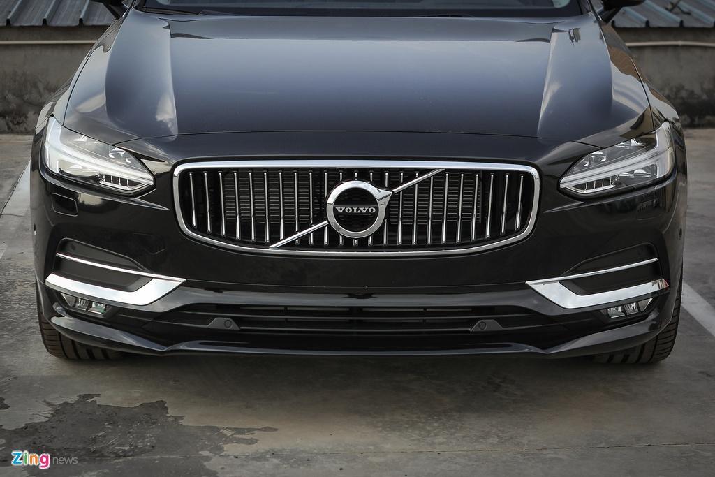 Volvo S90: Gia hon 2 ty, canh tranh E-Class tai VN hinh anh 4