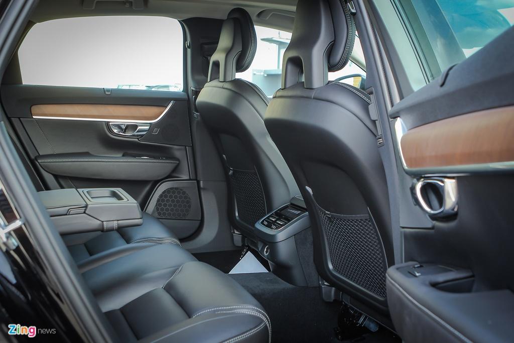 Volvo S90: Gia hon 2 ty, canh tranh E-Class tai VN hinh anh 12