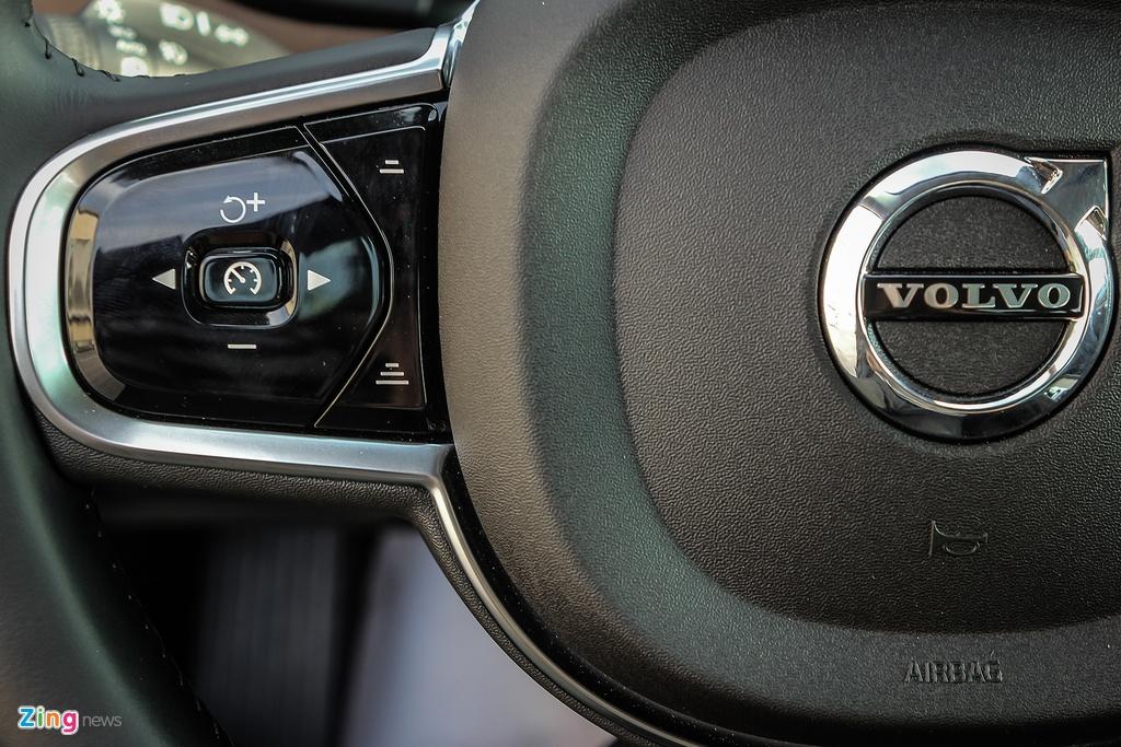 Volvo S90: Gia hon 2 ty, canh tranh E-Class tai VN hinh anh 8