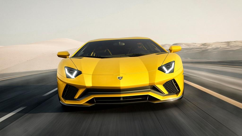 Lamborghini Aventador S 2017 trinh lang anh 2