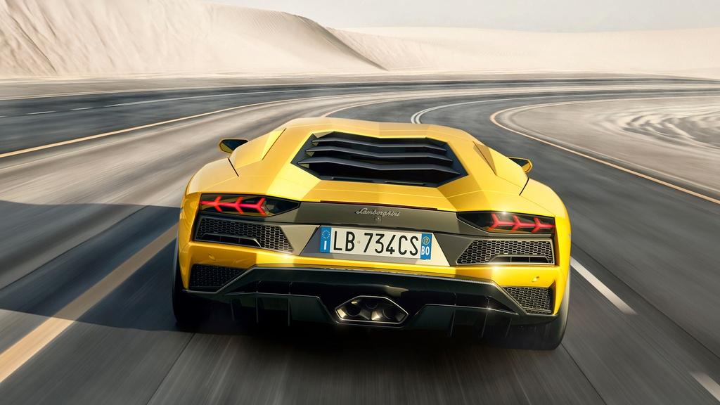 Lamborghini Aventador S 2017 trinh lang anh 4