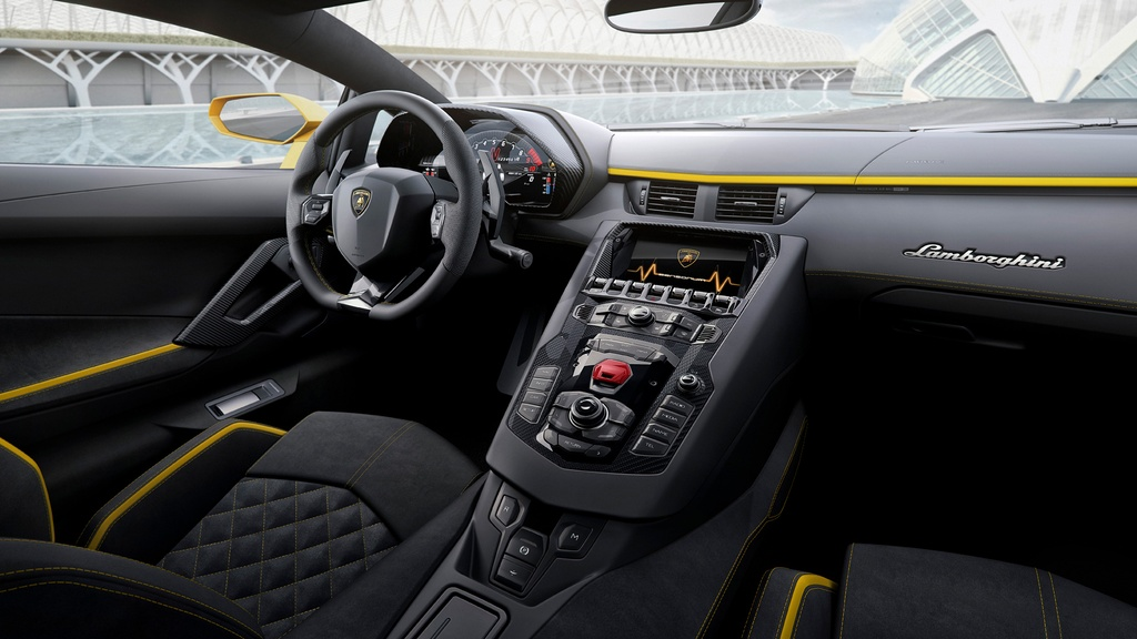 Lamborghini Aventador S 2017 trinh lang anh 11