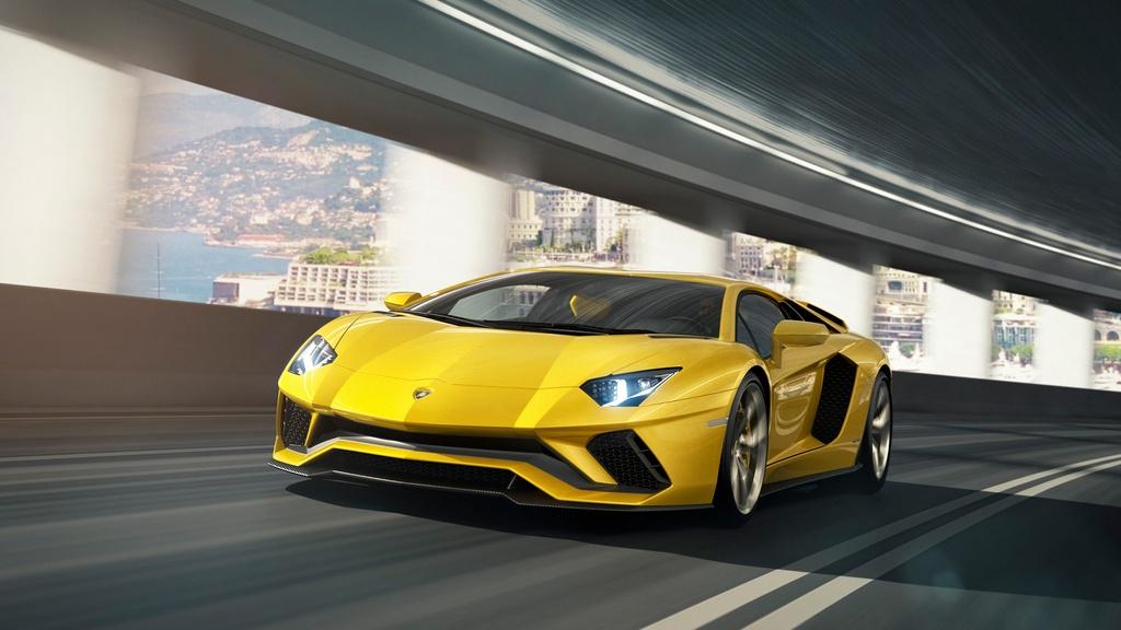Lamborghini Aventador S 2017 trinh lang anh 10