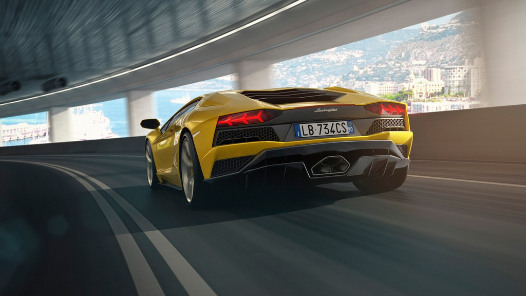 Lamborghini Aventador S 2017 trinh lang anh 9