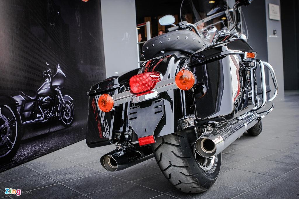 Harley-Davidson Road King 2017 gia hon 1 ty tai Ha Noi hinh anh 6