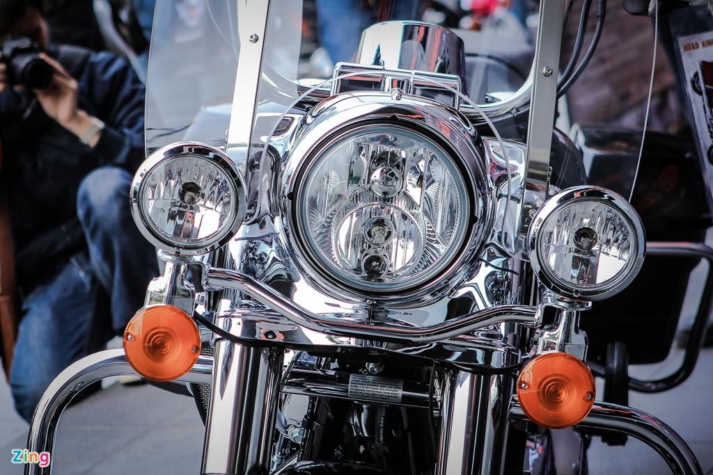 Harley-Davidson Road King 2017 gia hon 1 ty tai Ha Noi hinh anh 3