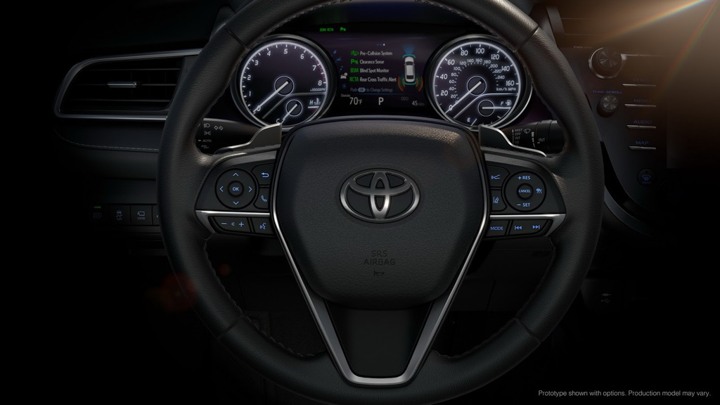Anh thuc te Toyota Camry 2018 hinh anh 6