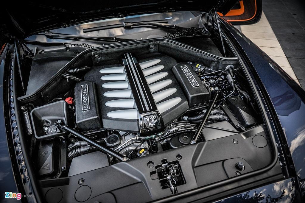 Rolls-Royce Dawn doc nhat Viet Nam anh 12
