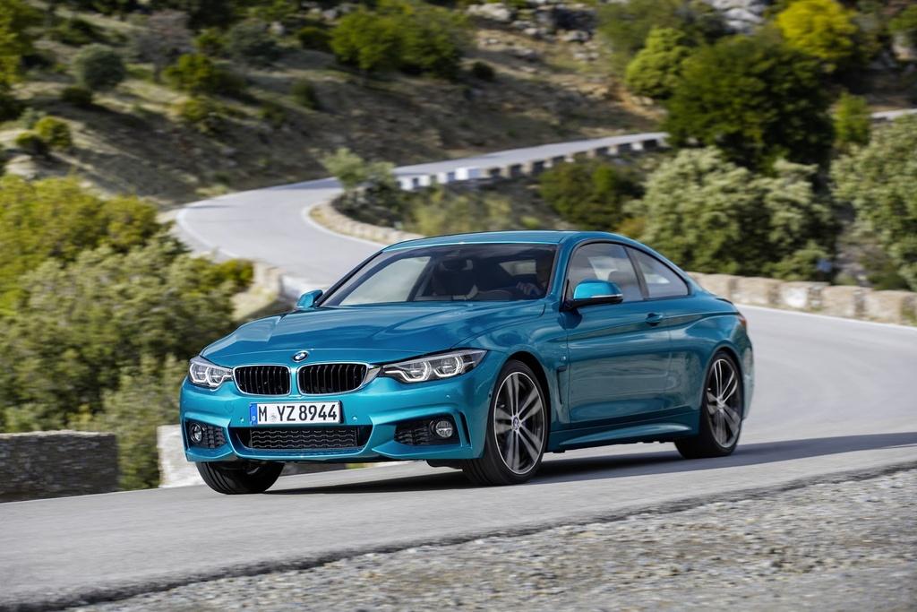 BMW 4-Series 2018 trinh lang anh 2