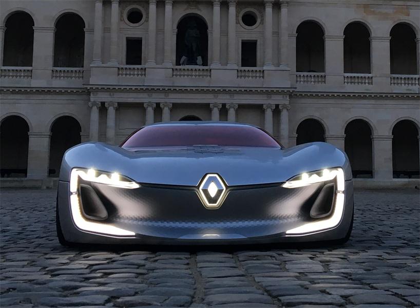 Renault Trezor - xe concept cua tuong lai hinh anh 7